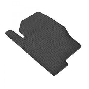 Водительский резиновый коврик Nissan Navara D40 (1014154 ПЛ)