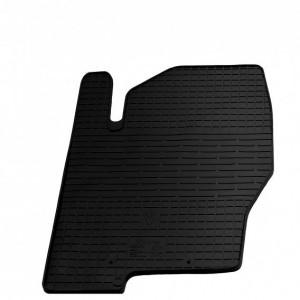 Водительский резиновый коврик Nissan Pathfinder R51 2005-2010 (1014154 ПЛ)