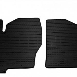 Передние автомобильные резиновые коврики Nissan Pathfinder R51 2005-2010 (1014152)