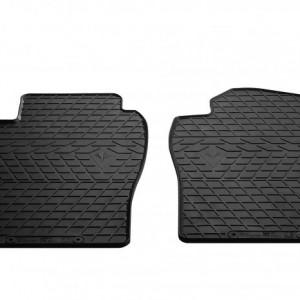 Передние автомобильные резиновые коврики Nissan Patrol (Y61) 1997- (1014182)