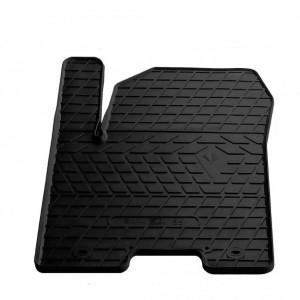 Водительский резиновый коврик Infiniti QX56 2010- (1014194 ПЛ)