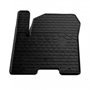 Водительский резиновый коврик Infiniti QX80 2013- (1014194 ПЛ)