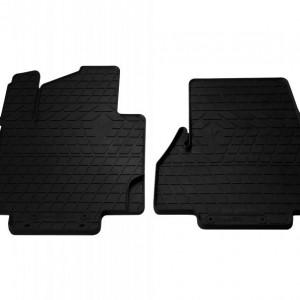 Комплект резиновых ковриков в салон автомобиля Nissan NV200 2009- (1014262)