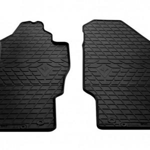 Передние автомобильные резиновые коврики Opel Corsa E 2014- (1015112)