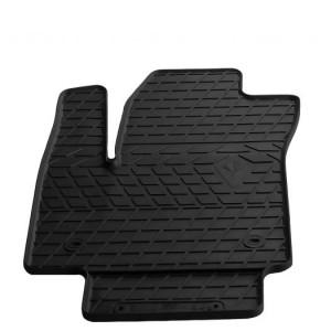 Водительский резиновый коврик Opel Meriva B 2010- (1015184 ПЛ)