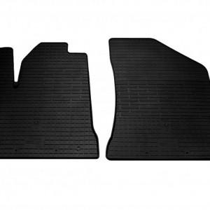 Передние автомобильные резиновые коврики Peugeot 3008 2009- (1016022)