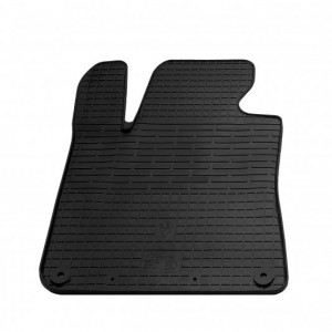 Водительский резиновый коврик Peugeot 308 2013- (1016034 ПЛ)