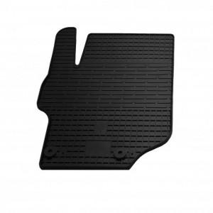 Водительский резиновый коврик Citroen C-Elysee 2013- (1016114 ПЛ)