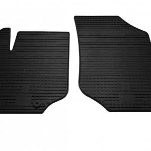 Передние автомобильные резиновые коврики Peugeot 301 2013- (1016112)