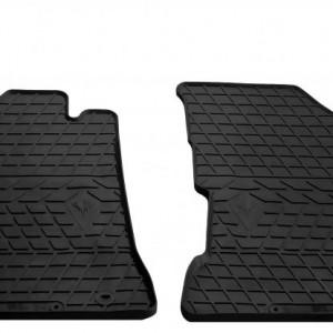 Передние автомобильные резиновые коврики Peugeot 5008 2008- (1016162)