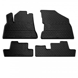 Комплект резиновых ковриков в салон автомобиля Peugeot 5008 2008- (1016164)