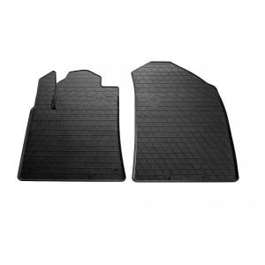 Передние автомобильные резиновые коврики Peugeot 407 2004- (1016192)