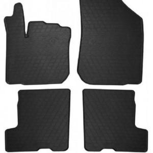 Комплект резиновых ковриков в салон автомобиля Dacia Sandero Stepway 2013- (1004054)