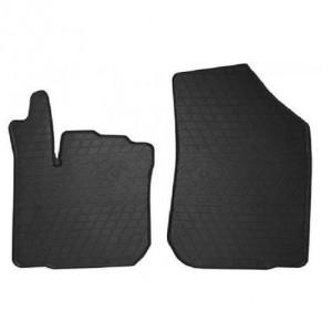 Передние автомобильные резиновые коврики Renault Sandero Stepway 2013- (1004052)