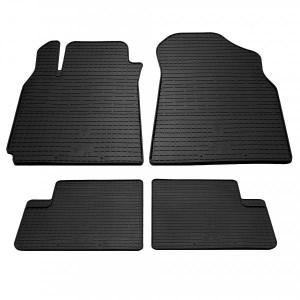 Комплект резиновых ковриков в салон автомобиля Chery Tiggo 5 (Т21) 2014- (1017014)