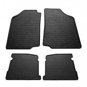 Комплект резиновых ковриков в салон автомобиля Chery Amulet 2003- (1017024)