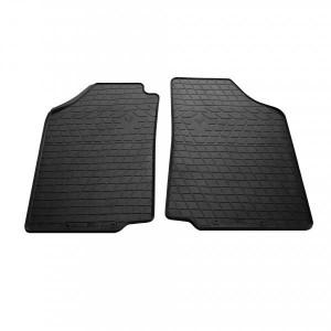 Передние автомобильные резиновые коврики Chery Amulet 2003- (1017022)