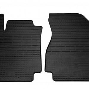 Передние автомобильные резиновые коврики Renault Megane II 2002-2008 (1018052)
