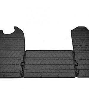 Комплект резиновых ковриков в салон автомобиля Opel Movano II 2011- (1018143)