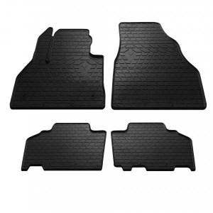 Комплект резиновых ковриков в салон автомобиля Mercedes Citan 2012- (1018174)