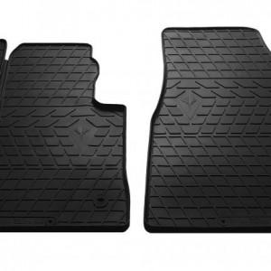 Передние автомобильные резиновые коврики Mercedes Citan 2012- (1018172)