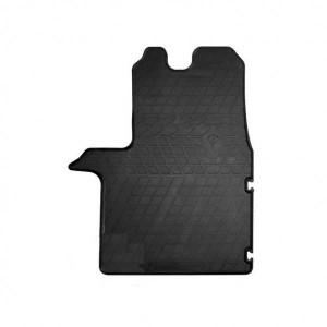 Водительский резиновый коврик Fiat Scudo 2014- (1+2) (1018183 ПЛ)