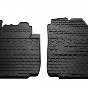 Передние автомобильные резиновые коврики Renault Scenic II 2001- (1018192)