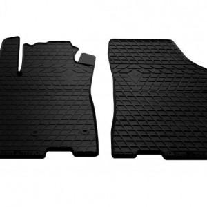 Передние автомобильные резиновые коврики Renault Megane III 2008- (1018222)