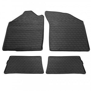 Комплект резиновых ковриков в салон автомобиля Renault Symbol I 1999- (1018234)