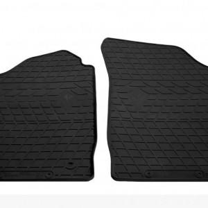 Передние автомобильные резиновые коврики Renault Symbol II 2008- (1018242)