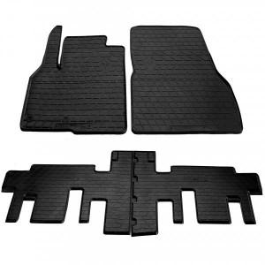 Комплект резиновых ковриков в салон автомобиля Renault Espace IV (1018284)