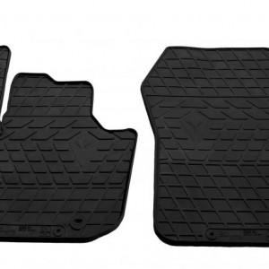 Передние автомобильные резиновые коврики Renault Zoe 2013- (1018292)