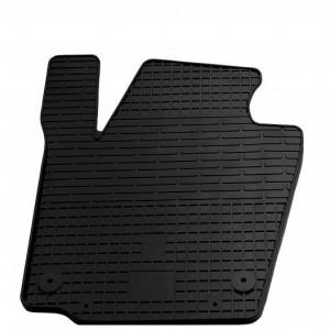 Водительский резиновый коврик Skoda Rapid (1020014 ПЛ)