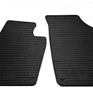 Передние автомобильные резиновые коврики Skoda Rapid 2013- (1020012)