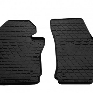 Передние автомобильные резиновые коврики Volkswagen Golf V 2003- (1020142)