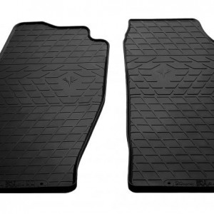 Передние автомобильные резиновые коврики Seat Cordoba 2003- (1020152)