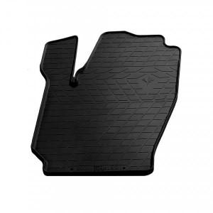 Водительский резиновый коврик Seat Ibiza 2003- (1020154 ПЛ)