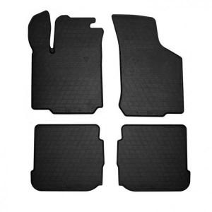 Комплект резиновых ковриков в салон автомобиля Seat Toledo II 1999- (1020184)