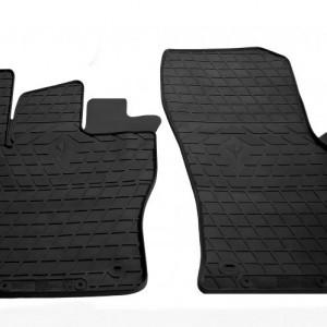 Передние автомобильные резиновые коврики Skoda Octavia III (A7) 2013- (1020192)