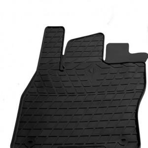 Водительский резиновый коврик Seat Leon 2012- (1020194 ПЛ)