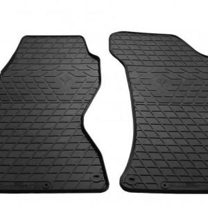 Передние автомобильные резиновые коврики Skoda Super B I 2002-2008 (1020042)