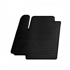 Водительский резиновый коврик Suzuki SX4 2014- (1021014 ПЛ)