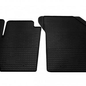 Передние автомобильные резиновые коврики Fiat Sedici 2006-2014 (1021012)