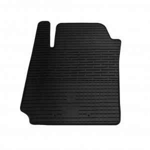 Водительский резиновый коврик Suzuki Grand Vitara 2005- (1021024 ПЛ)