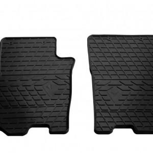 Передние автомобильные резиновые коврики Suzuki SX4 2016- (1021042)