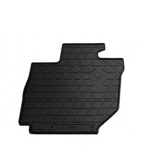 Водительский резиновый коврик Suzuki Jimny 2018- (1021064 ПЛ)
