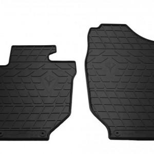 Передние автомобильные резиновые коврики Suzuki Jimny 2018- (1021062)