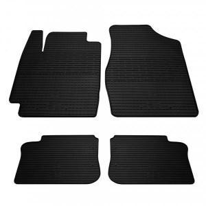 Комплект резиновых ковриков в салон автомобиля Toyota Camry XV30 2002-2006 (1022094)