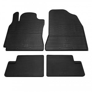 Комплект резиновых ковриков в салон автомобиля Chery Tiggo T11 2006-2014 (1022114)