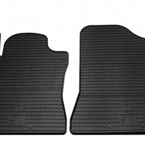 Передние автомобильные резиновые коврики Toyota Rav 4 2000-2006 (1022112)